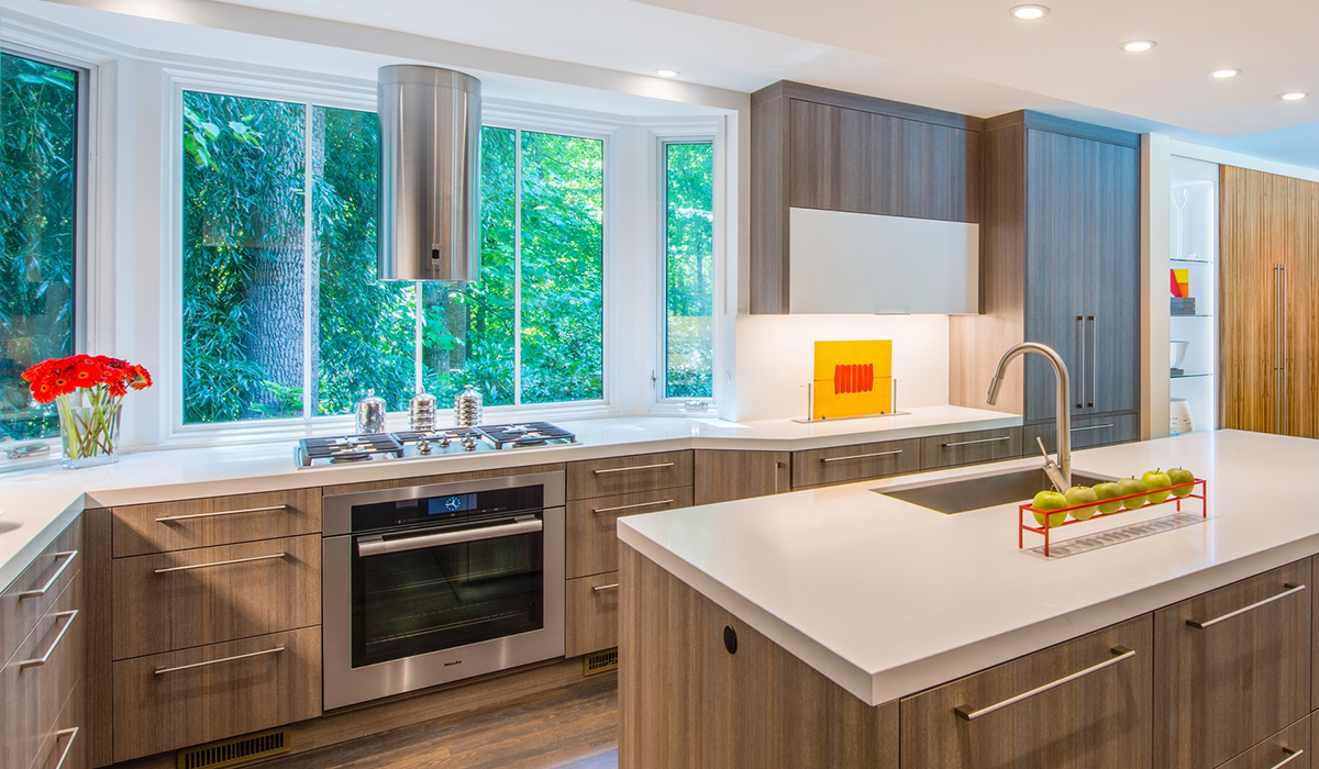 Chimney Island | Portfolio Filter | Faber Range Hoods US and Canada