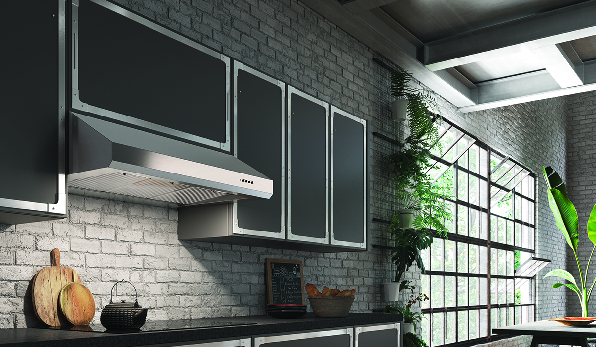 Cristal SS | Faber Range Hoods US and Canada
