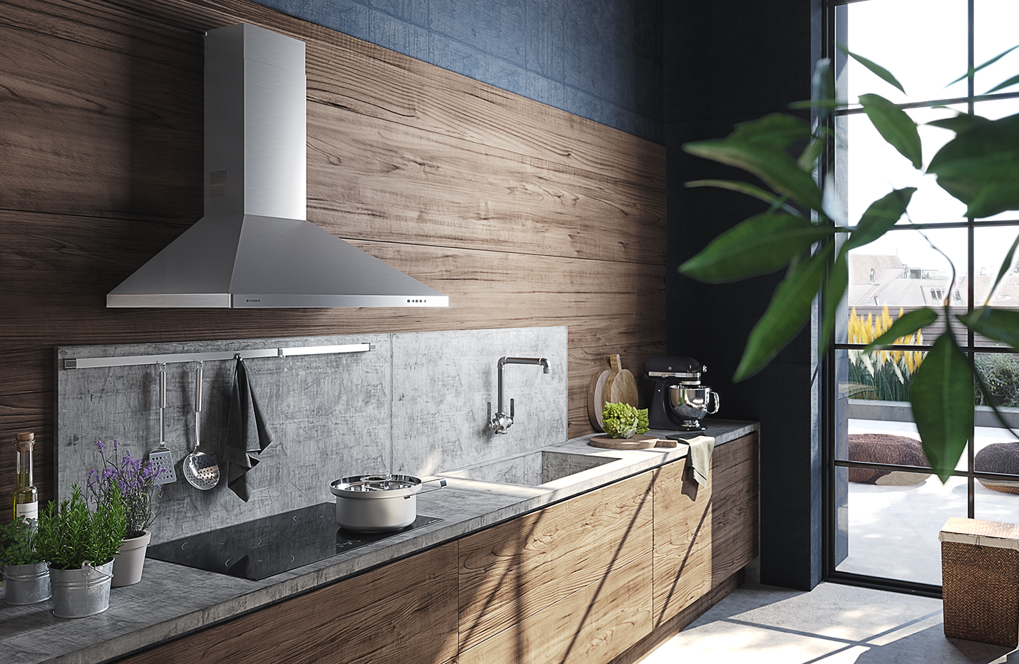 Why Is A Range Hood Important In Your Kitchen Faber Range